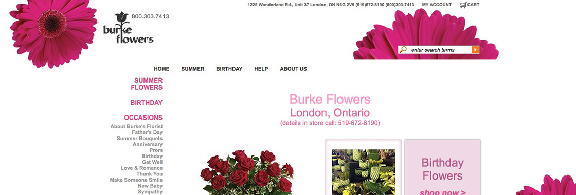 burke-flowers-london-ontario-florist